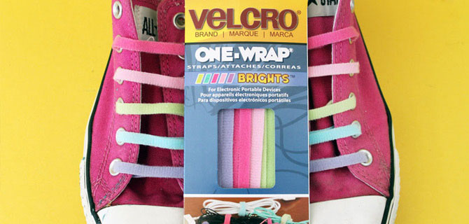 VELCRO® Brand One-Wrap® Brights Hero