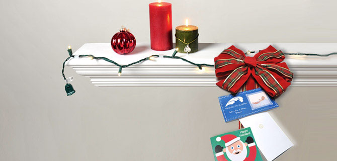 Velcro® Brand Holiday DIY Bow